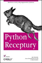 Okładka książki Python. Receptury