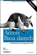 Okładka książki Access. Baza danych. Projektowanie i programowanie