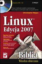 Okładka książki Linux. Biblia. Edycja 2007