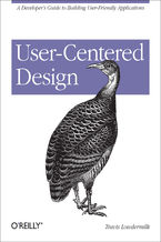 Okładka książki User-Centered Design. A Developer's Guide to Building User-Friendly Applications