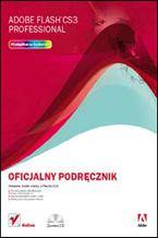 Okładka książki Adobe Flash CS3 Professional. Oficjalny podręcznik