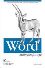 Okładka książki Word. Makrodefinicje