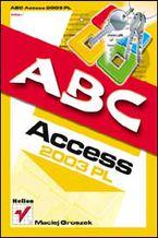 Okładka książki ABC Access 2003 PL