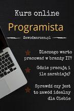 Okładka książki Zawód marzeń. Zostań programistą branży IT