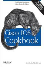 Okładka książki Cisco IOS Cookbook. 2nd Edition