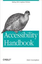 Okładka książki Accessibility Handbook
