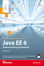 Okładka książki Java EE 6. Zaawansowany przewodnik. Wydanie IV