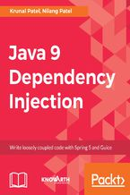 Okładka książki Java 9 Dependency Injection