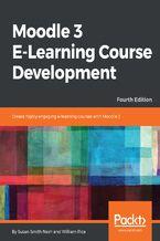 Okładka książki Moodle 3 E-Learning Course Development
