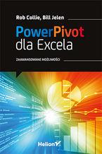 Okładka książki Power Pivot dla Excela. Zaawansowane możliwości