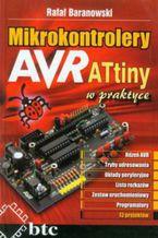 Okładka książki Mikrokontrolery AVR ATtiny w praktyce