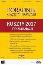 PGP 1/2017 Koszty 2017  po zmianach