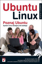 Okładka książki Ubuntu Linux