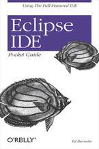 Okładka książki Eclipse IDE Pocket Guide