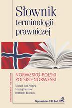 Słownik terminologii prawniczej norwesko-polski polsko-norweski
