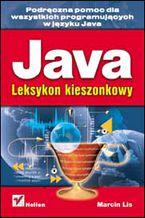 Okładka książki Java. Leksykon kieszonkowy
