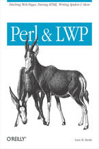 Okładka książki Perl & LWP