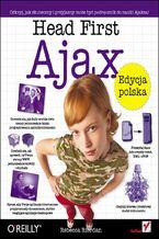 Okładka książki Head First Ajax. Edycja polska