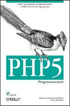 Okładka książki PHP5. Programowanie