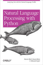 Okładka książki Natural Language Processing with Python