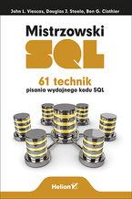 Okładka książki Mistrzowski SQL. 61 technik pisania wydajnego kodu SQL