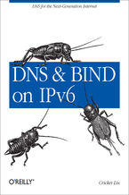 Okładka książki DNS and BIND on IPv6. DNS for the Next-Generation Internet