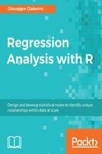 Okładka książki Regression Analysis with R
