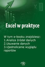 Okładka książki Excel w praktyce, wydanie sierpień 2014 r