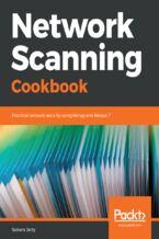 Okładka książki Network Scanning Cookbook