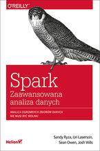 Okładka książki Spark. Zaawansowana analiza danych