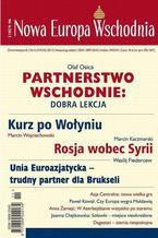 Nowa Europa Wschodnia 6/2013. Partnerstwo wschodnie