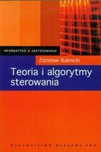 Okładka książki Teoria i algorytmy sterowania