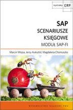 Okładka książki SAP Scenariusze księgowe. Moduł SAP-FI