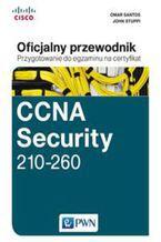 Okładka książki CCNA Security 210-260 Oficjalny przewodnik. Przygotowanie do egzaminu na certyfikat
