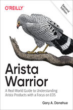 Okładka książki Arista Warrior. Arista Products with a Focus on EOS. 2nd Edition