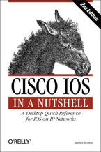Okładka książki Cisco IOS in a Nutshell. 2nd Edition