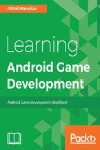 Okładka książki Learning Android Game Development