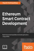 Okładka książki Ethereum Smart Contract Development