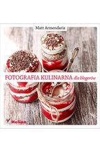 Okładka książki Fotografia kulinarna dla blogerów