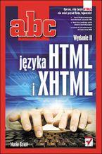 Okładka książki ABC języka HTML i XHTML. Wydanie II