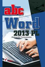 Okładka książki ABC Word 2013 PL