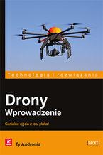 Okładka książki Drony. Wprowadzenie