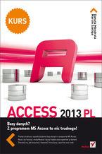 Okładka książki Access 2013 PL. Kurs