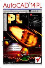 Okładka książki AutoCAD 14 PL dla Windows