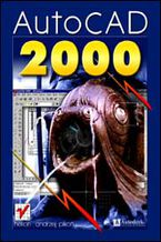 Okładka książki AutoCAD 2000