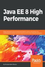 Okładka książki Java EE 8 High Performance