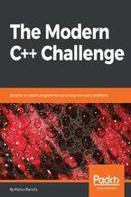 Okładka książki The Modern C++ Challenge