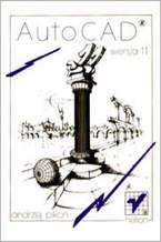 Okładka książki AutoCAD wersja 11