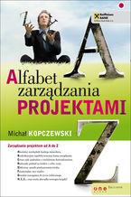 Okładka książki Alfabet zarządzania projektami