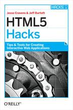 Okładka książki HTML5 Hacks